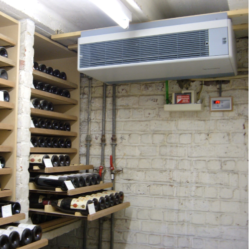 Klimaatregeling voor de wijnkelder - Wijnkelder ...
